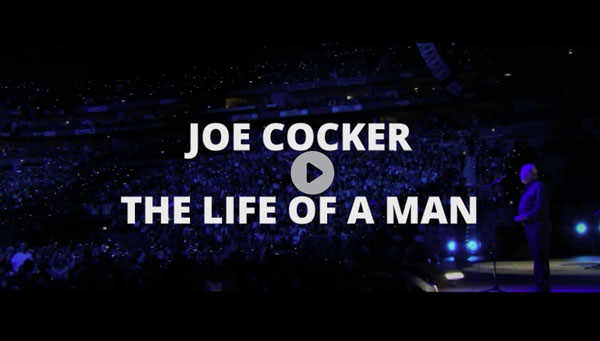 Joe Cocker - The life of a man